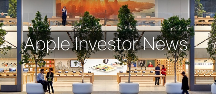 Apple отчиталась за 2017 финансовый год