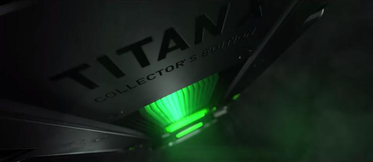 Titan X Collectors Edition станет новой видеокартой Nvidia