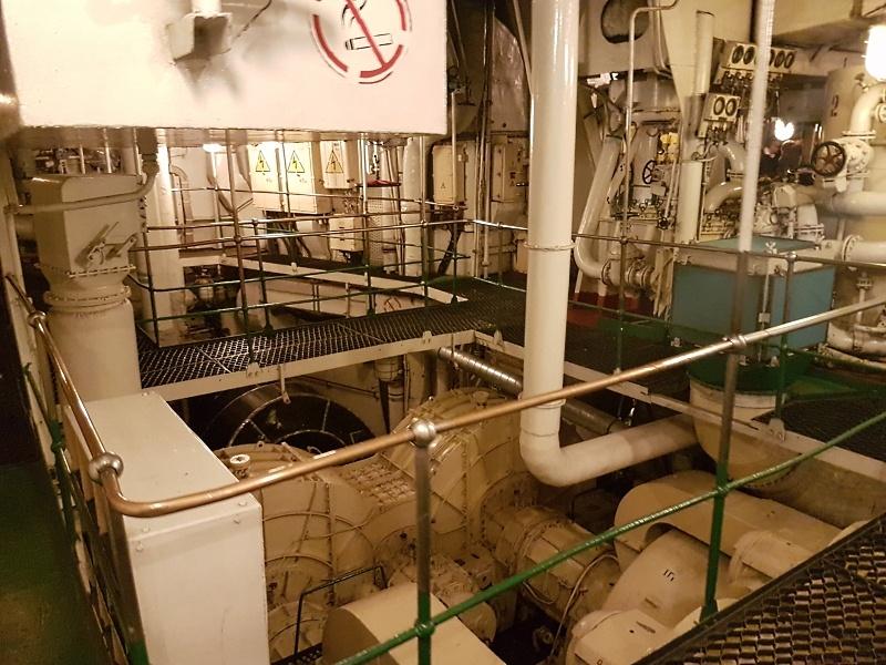 Экскурсия на атомный ледокол-музей «Ленин» - 13