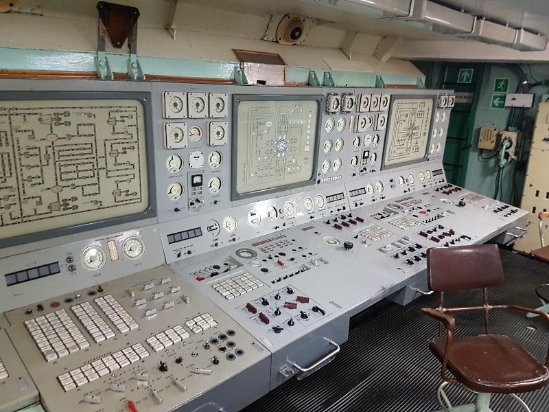 Экскурсия на атомный ледокол-музей «Ленин» - 15