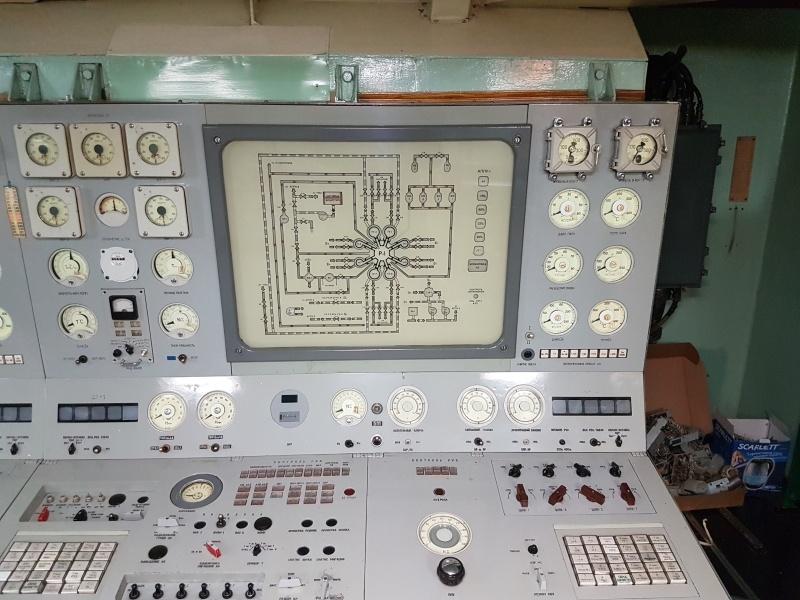 Экскурсия на атомный ледокол-музей «Ленин» - 16