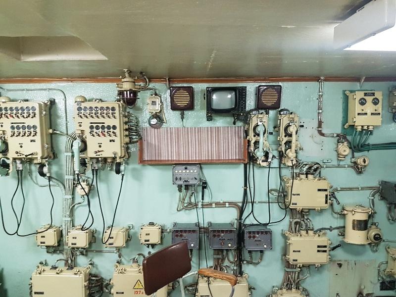 Экскурсия на атомный ледокол-музей «Ленин» - 17