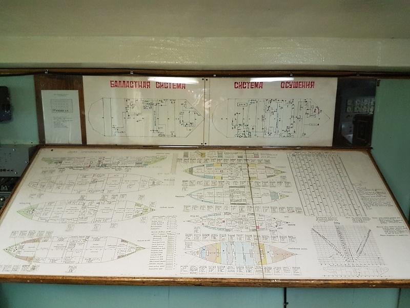 Экскурсия на атомный ледокол-музей «Ленин» - 18