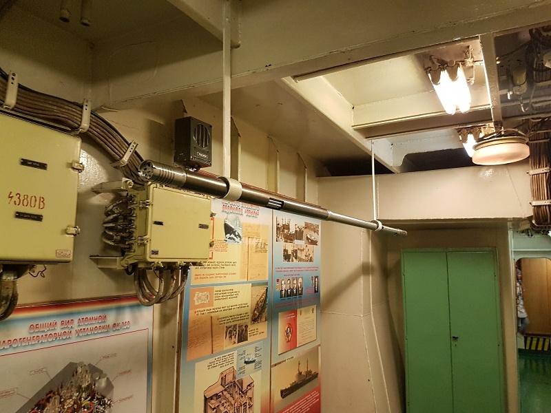 Экскурсия на атомный ледокол-музей «Ленин» - 20