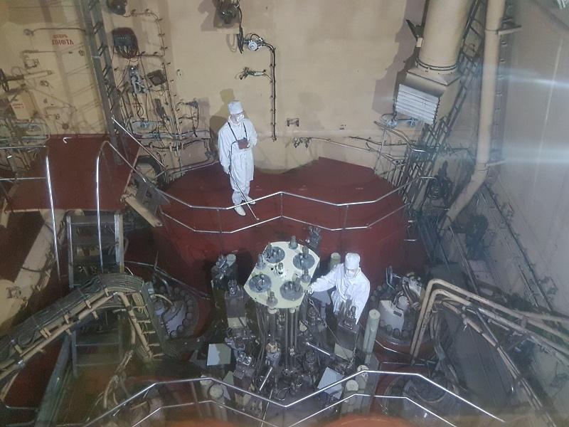 Экскурсия на атомный ледокол-музей «Ленин» - 22