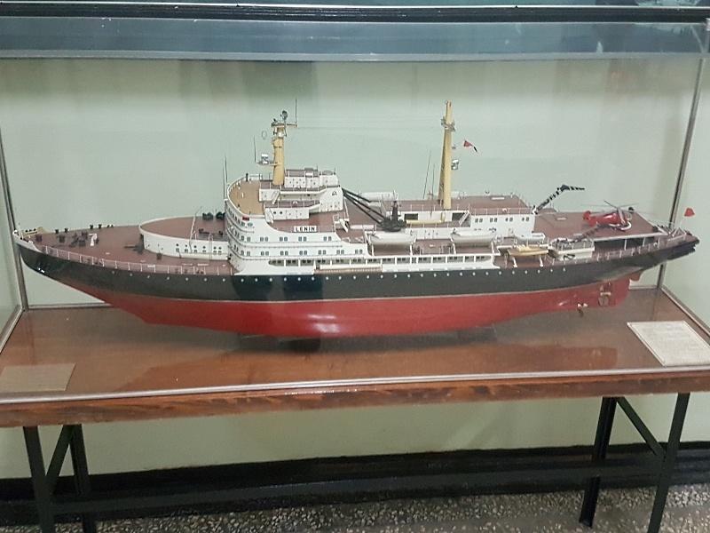 Экскурсия на атомный ледокол-музей «Ленин» - 27