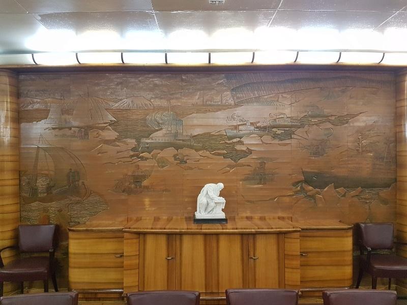Экскурсия на атомный ледокол-музей «Ленин» - 6