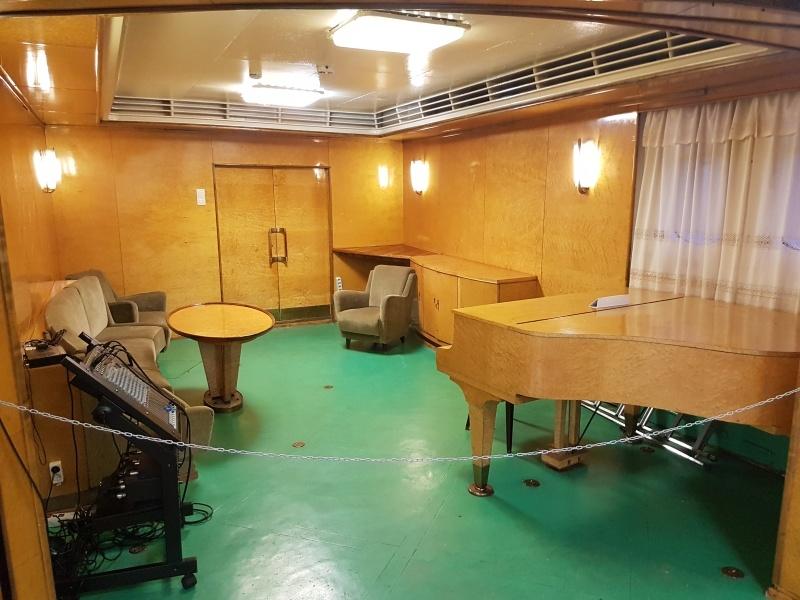 Экскурсия на атомный ледокол-музей «Ленин» - 8