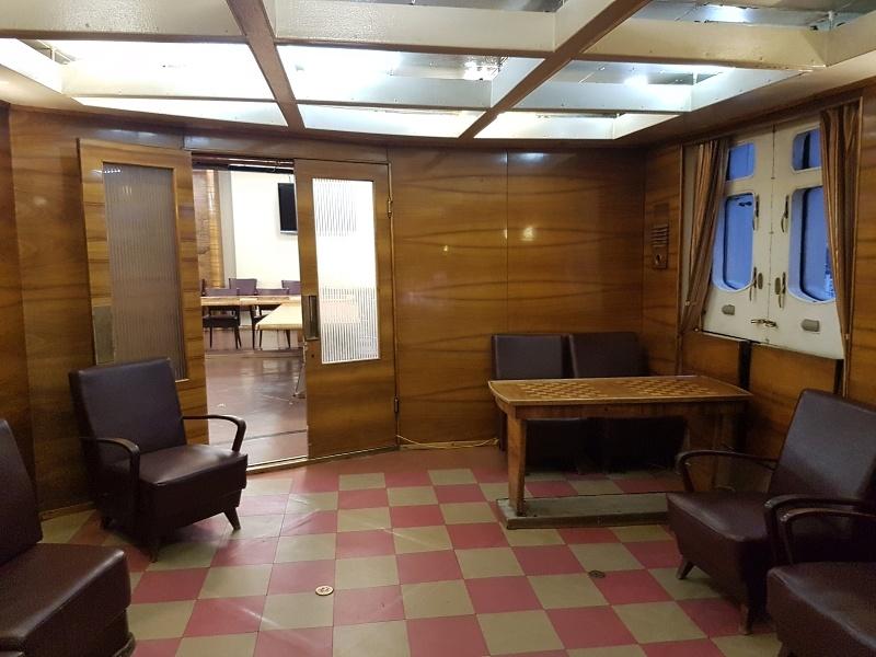 Экскурсия на атомный ледокол-музей «Ленин» - 9