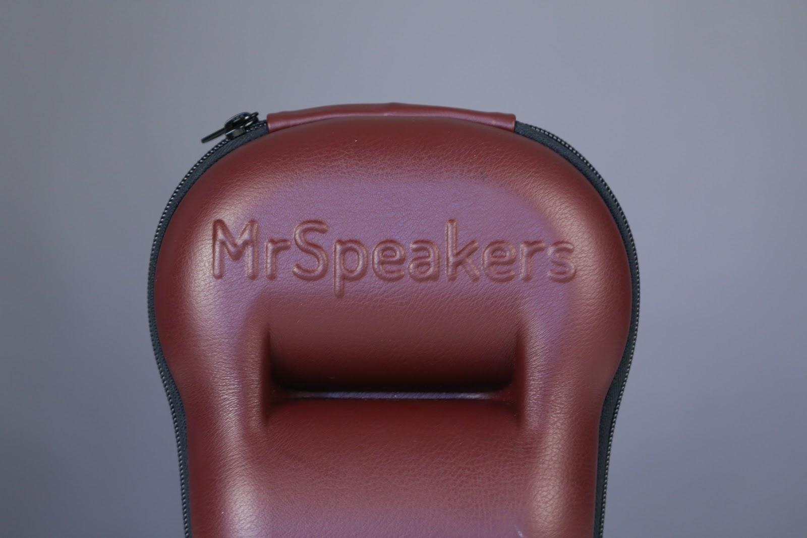 Гость из солнечной Калифорнии: MrSpeakers Ether Flow - 5