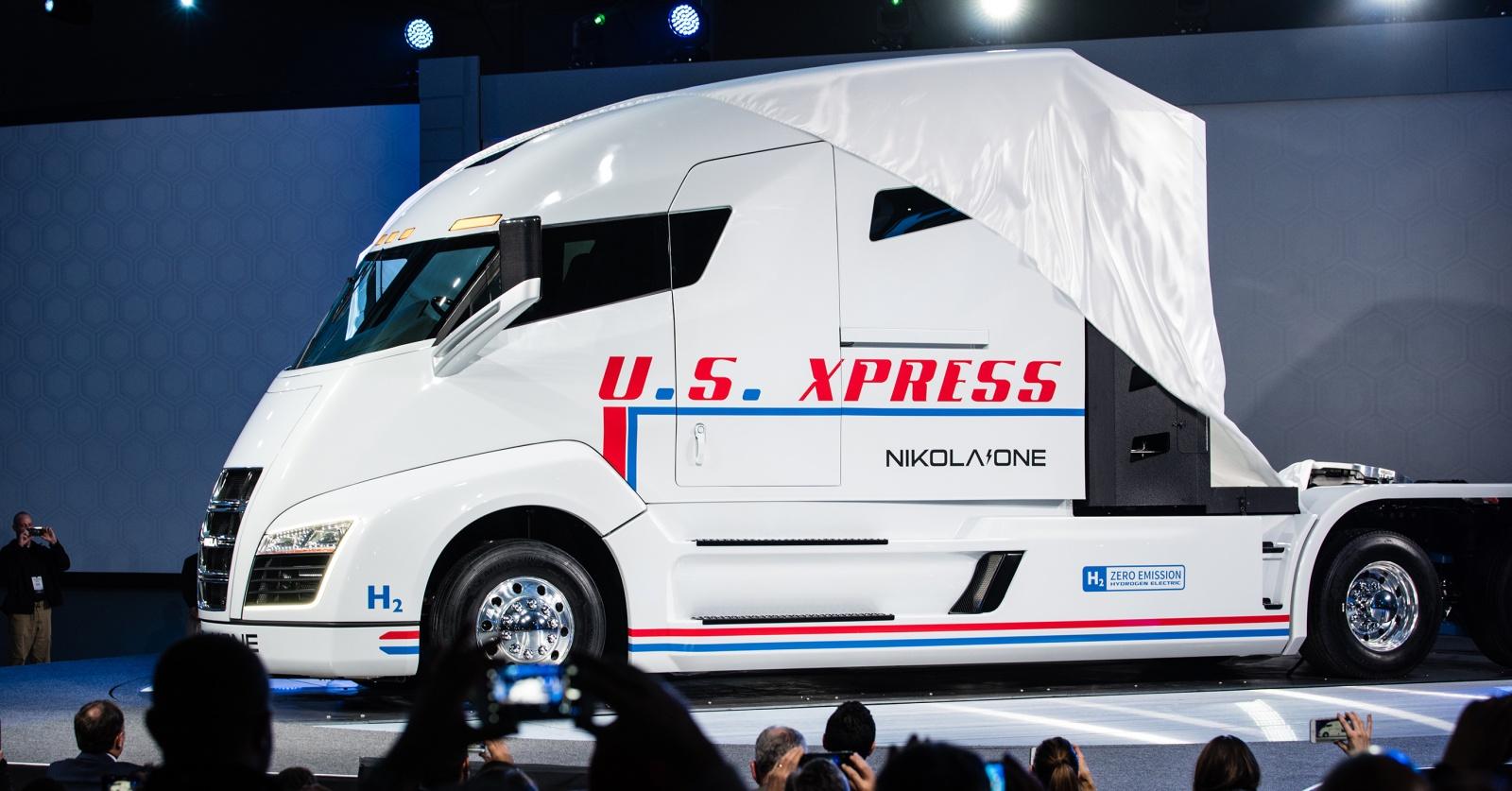 Конкуренция за будущий рынок: кто сегодня разрабатывает автономные грузовики - 7