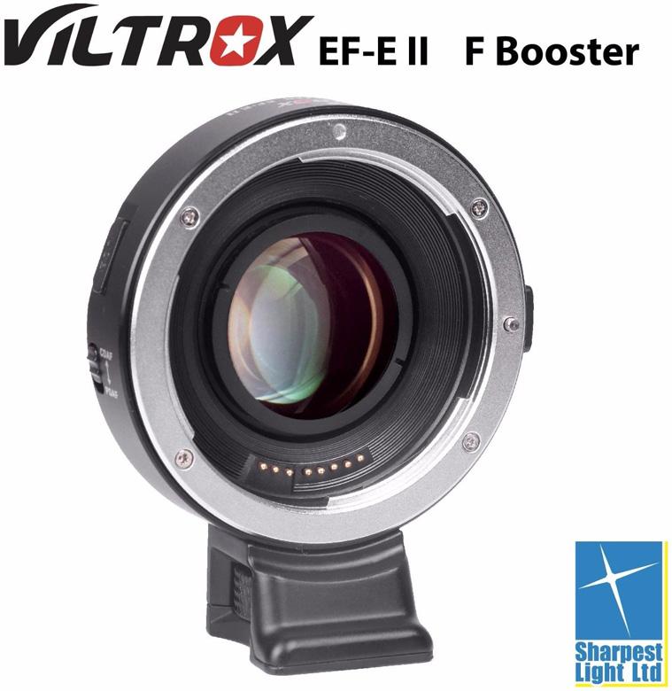 Переходник Viltrox EF-E II стоит $188
