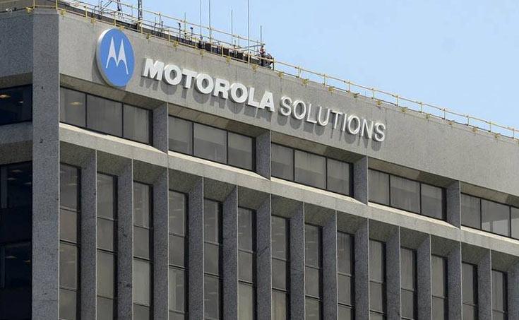 Выручка Motorola Solutions за отчетный период составила 1,645 млрд долларов