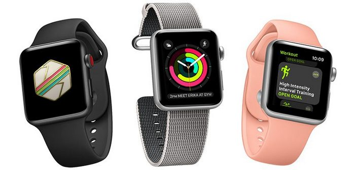 Продажи Apple Watch увеличились на 75% за последний год