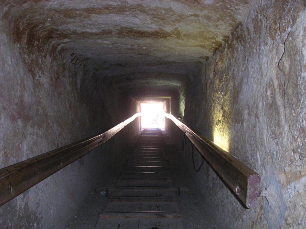 В пирамиде Хеопса обнаружили большое помещение - 3