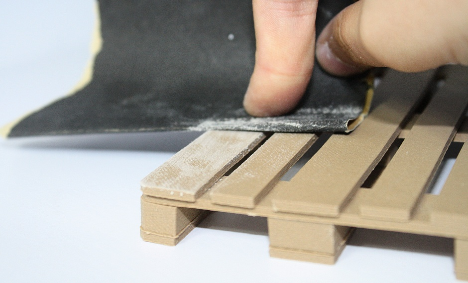 «Деревянный» пластик Wood от FiberForce - 6