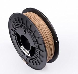 «Деревянный» пластик Wood от FiberForce - 1