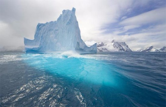 Ледники ускорили свое таяние
