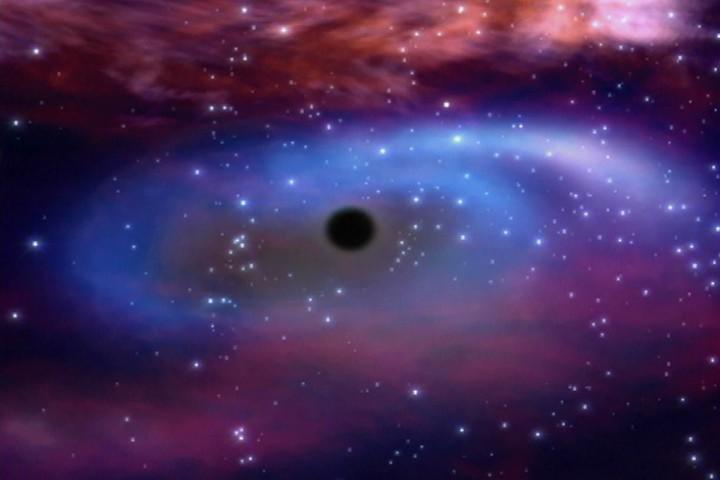 Никто не знает, куда девается информация из чёрных дыр - 7