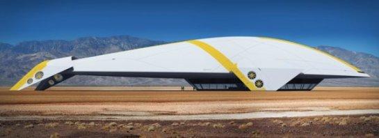 Ученые создали дирижабль для космических полетов