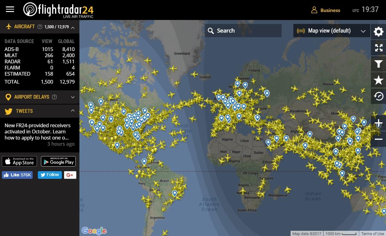 Flightradar24 — как это работает? - 4