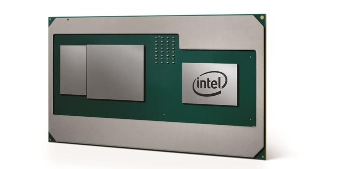 Intel анонсировала CPU восьмого поколения с GPU AMD