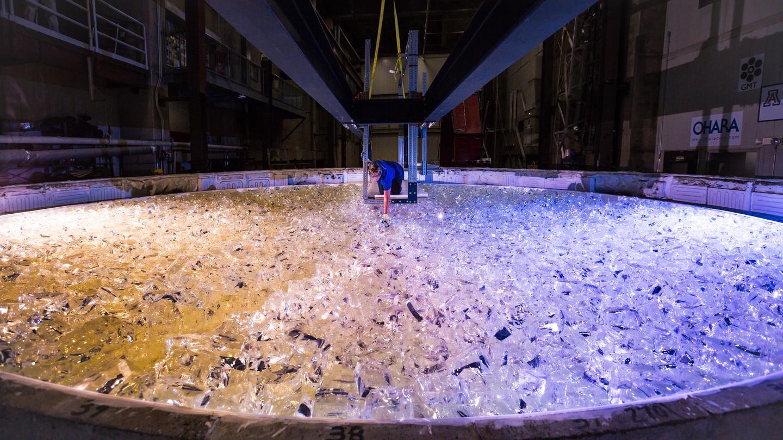 Астрономы начали работу над пятым зеркалом для Гигантского Магелланова телескопа - 1