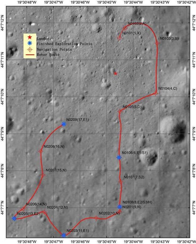 История исследования Луны автоматическими аппаратами — часть 2 - 29