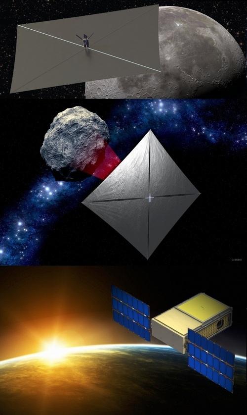 История исследования Луны автоматическими аппаратами — часть 2 - 34