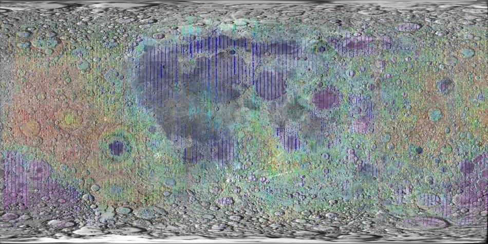 История исследования Луны автоматическими аппаратами — часть 2 - 4