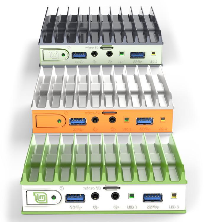 На миниатюрной плате fitlet2 есть один слот для модуля памяти DDR4 SO-DIMM
