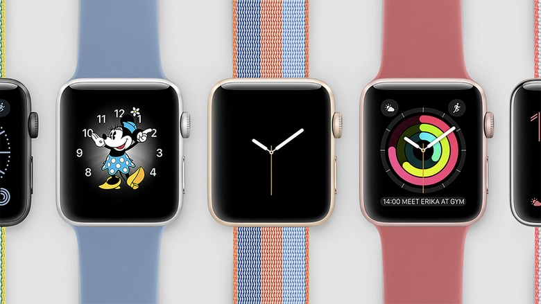 Часы Apple Watch Series 3 не любят переходов на зимнее время