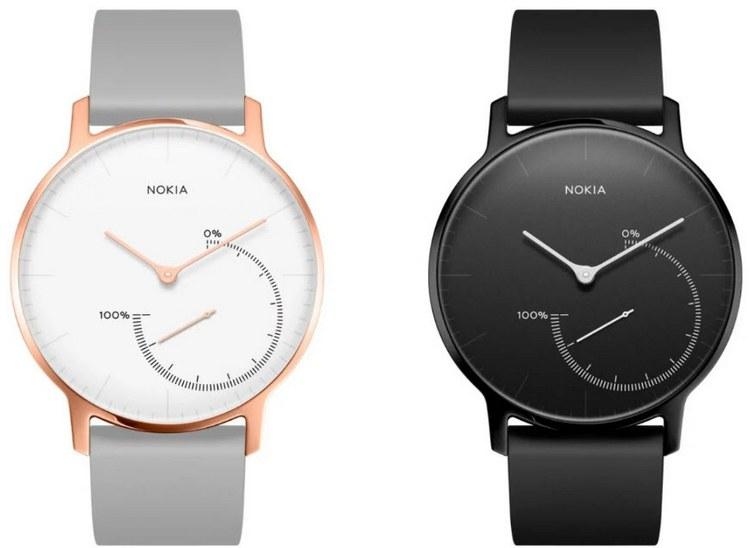 Представлено ограниченное издание умных часов Nokia Steel