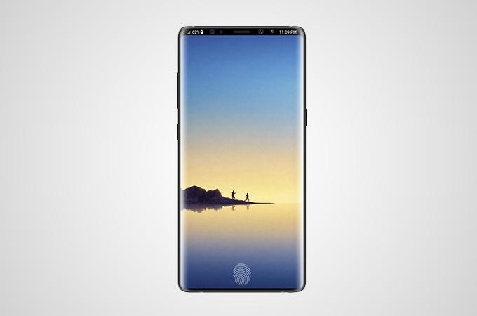 Смартфон Samsung Galaxy Note9 проходит под кодовым названием Crown