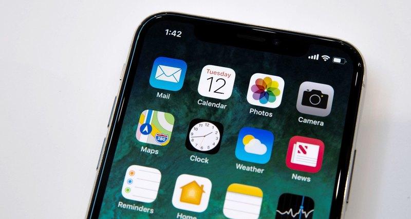 Apple предупреждает о возможном выгорании OLED-дисплея iPhone X - 1