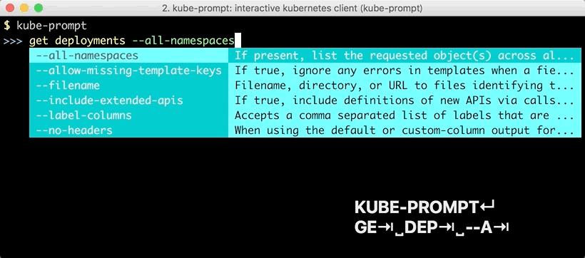 Консольные помощники для работы с Kubernetes через kubectl - 3