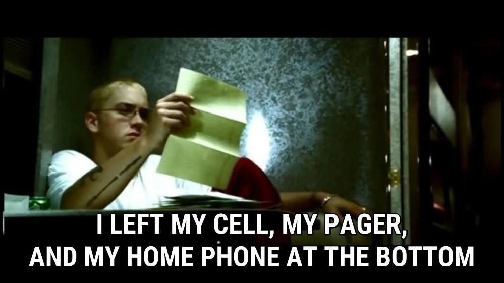 Мир до мобильной связи: пейджеры - 2