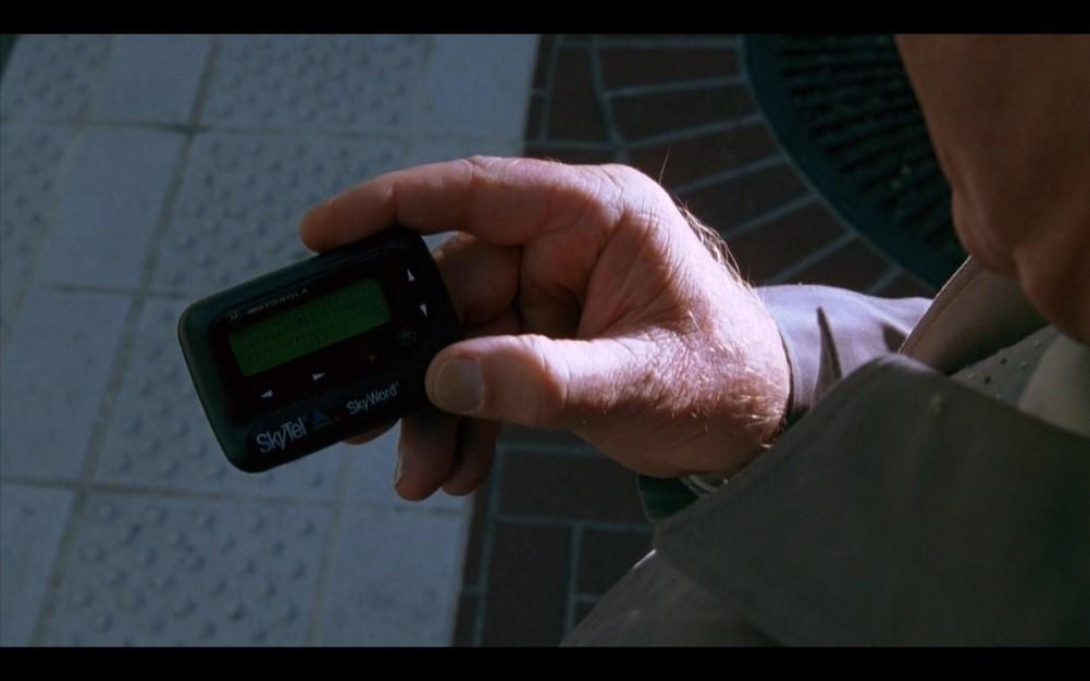 Мир до мобильной связи: пейджеры - 4