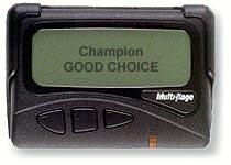 Мир до мобильной связи: пейджеры - 5