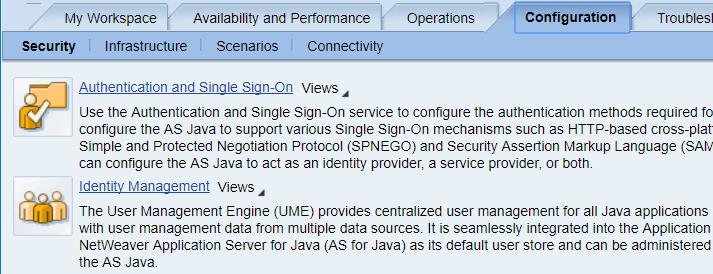 Настройка аутентификации в SAP Netweaver AS Java (Часть 1 из 3) - 5