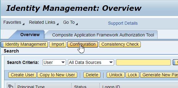 Настройка аутентификации в SAP Netweaver AS Java (Часть 1 из 3) - 6