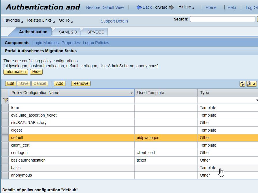 Настройка аутентификации в SAP Netweaver AS Java (Часть 1 из 3) - 9