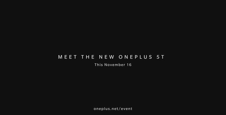 Названа дата анонса смартфона OnePlus 5T
