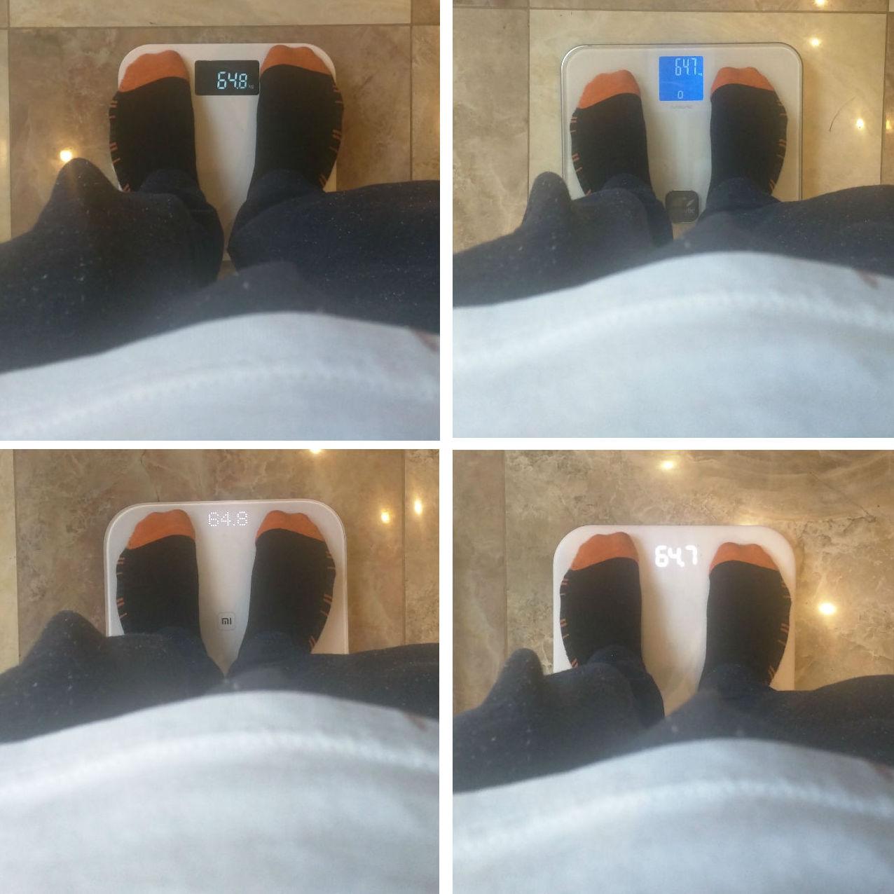 Пару слов в защиту умных весов: есть ли единый стандарт измерений? - 7