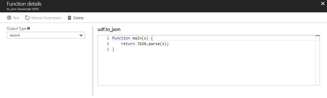Стриминг и анализ логов Java приложений в MS Azure с использованием Log4j и Stream Analytics - 7