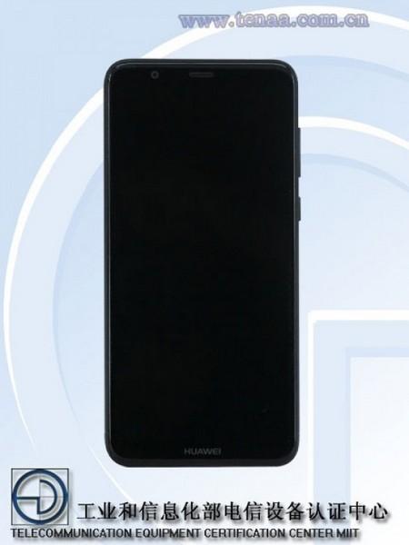 Смартфон Huawei FIG-AL00 получит модный дисплей