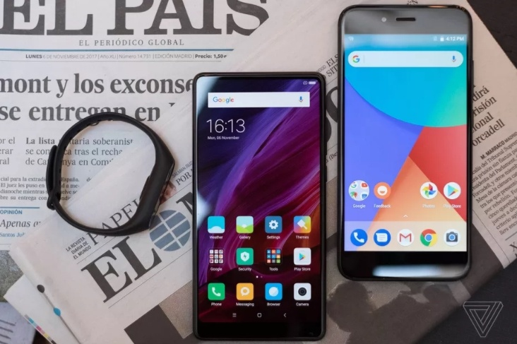 Xiaomi начала завоевание европейского рынка