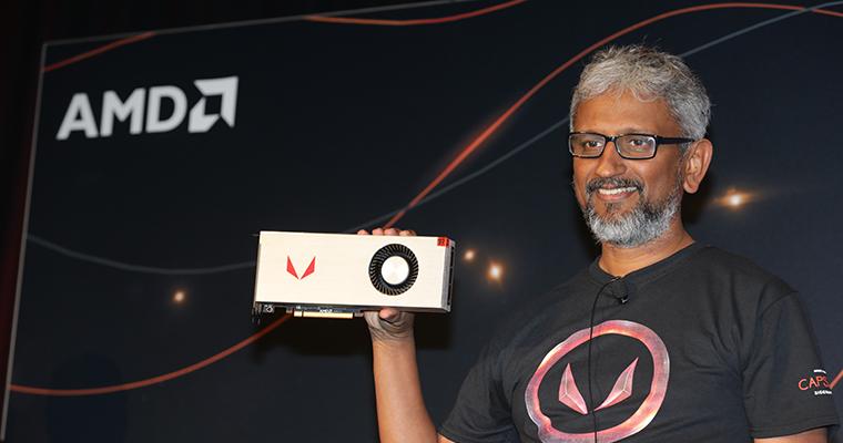 Раджа Кодури ушёл из AMD