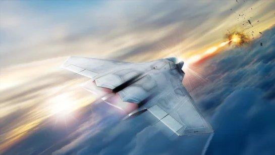 Локхид Мартин построит высокоэнергетический бортовой лазер для истребителей
