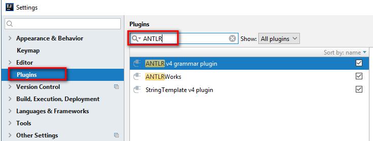 Пошаговое руководство работы с Antlr4 с Maven проектом для Java через Intellij Idea - 2